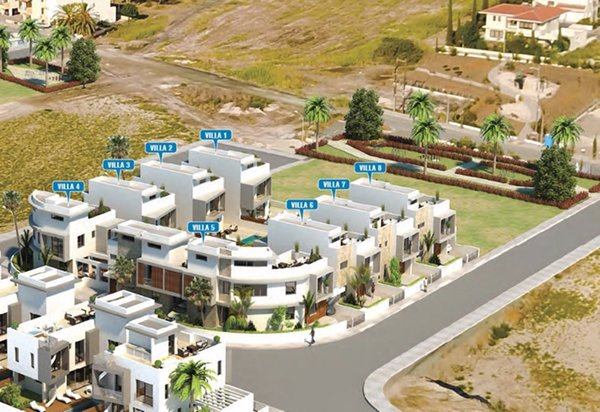 General layout of the project